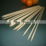 wholesale price in bulk bamboo bbq skewers,flat bbq skewer,new bbq skewer