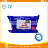 OEM high quality baby wet wipes