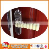 eva foam door handle protector/colorful door knob cover/Safety rubber Door handle protector