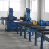 H-beam Flange Plate Straightening machine