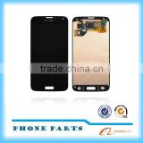 Wholesale new product lcd digitizer touch spare parts for cell phone for galaxy s5 with best price