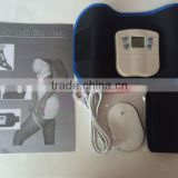 factory supply electronic muscle stimulation slimming belt fat burner