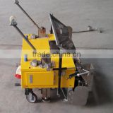 construction site high efficient automatic gear wall plastering machine wall rendering machine