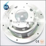 customed high cnc machining precision machine aluminum parts with the better center