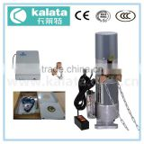 Kalata 400kg rolling door motor less consumption gate operation automatic door shutter motor electric gear door motor