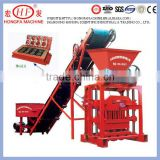 Pakistan cement brick making machine,block and brick making machine,block machine---QTJ4-35B2
