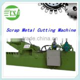 Crocodile Hydraulic Scrap Metal Aluminum Foil Cutting Machine