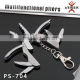 High Quality Mini Multi Pliers Outdoor Survival Stainless Steel Tools Pocket Pliers Best Gift