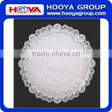 "24PCS Dia. 4"" 8"" 10"" White Round Disposable Lace Paper Doilies Cake Placemats for Cookies Wedding Cupcake Dessert"