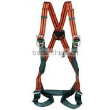 three-point full body safety hardness fall arrest harness