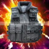 Tactical Vest American Black police tactical vest Outdoor Training Military Army tactical vest Men Waistcoat Protective