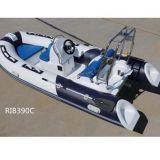 RIB boat 3.9m(12.8ft) RIB390 Inflatable rigid boat