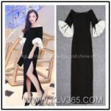 European Fashion Designer Women Long Party Cocktail Dress China Online Wholesale