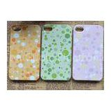 Apple iPhone Protective Cases Waterproof TPU iPhone 4S Back Case Cover