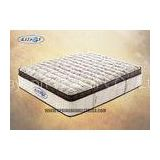 Orthopedic Euro Top Natural Latex  Pocket Spring Mattress , Queen Size Pillow Top Mattress
