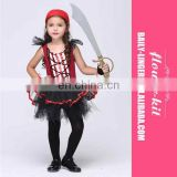 2015 New Design Child's Pirate Costume / Kids party dress for halloween