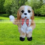 plush toy for children plush dog wholsale