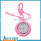 Unique Silicone Hang Kids Nurse Pocket Watch