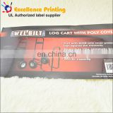 good price self adhesive label paper