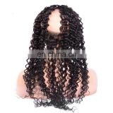 Hot Sale Raw Virgin 360 Lace Frontal Closure with Bundles,Remy ear to ear 360 Lace Frontal,Raw 360 Closure with Bundles