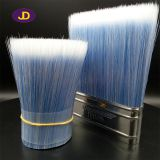 Paint tools white blue color synthetic brush filament