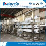 10,000 Litres water treatment system for distill water, mineral water, CSD, juice and sparking water or industrial water