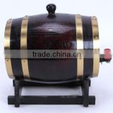 2016 cheap price mini wooden wine oak barrel                                                                         Quality Choice