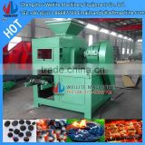 easy burning coal briquette making machine / bbq charcoal briquette machine