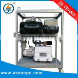 Transformer drying machine,double stage vacuum pump system set