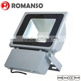 High quality led outdoor flood light 70w led flood light 2700K- 7300K led flood light bulb