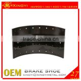 China hight quality products new volvo-175/200/225 brake shoe / brake parts / brake system