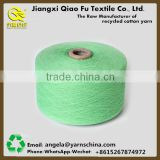 Textile yarn dyed cotton polyester yarn weaving yarn for working gloves                                                                         Quality Choice