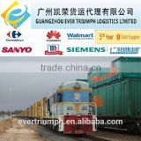 15 days!!! Fast Railway Freight from China to Europe (Germany Hamburg, Poland, EU countries)