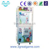 Popular doll machine toy crane machine toy story