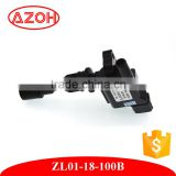 New Ignition Coil ZL01-18-100B ZL01-18-100 coil assy pack For Mazda 323 1.5 1.6L BJ ZMD 4cyl 98-03