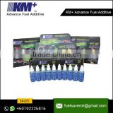 KM+ Most Advanced Fuel Oil Saving Efficiency Fuel Additives