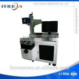 cnc fiber laser marking machine for stainless steel, aluminum