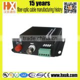 Hot selling 4 Channels fiber optic transmitter and receiver for CCTV/CATV projects