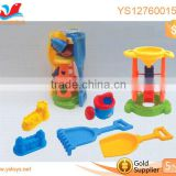 2016 Summer games toy sand beach cart beach toy set