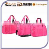 Hot Sale Nylon Colorful Waterproof Baby Diaper Nappy Bag Set Travel Shoulder Mummy Bag