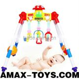 btp-1423318 baby fitness frame Multifunctional infant cartoon fitness frame with music and light