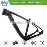 "Best quality! OEM 27.5er 3K/UD carbon cyclocross frame 15.5""/17.5""/19""/21"" size"
