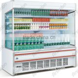 supermarket beverage freezer/supermarket refrigeration equipment manufacturer/supermarket refrigerator price