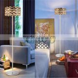 2015 Modern floor lamps/K9 Crystal floor lighting/in the living room/bedroom/restaurant/indoor lights