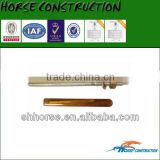 Horse glass capsule ,hardener and quartz additives,anchor rod