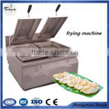 INQUIRY about Good appearance gyoza making machine/fry gyoza machine