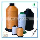 High quality sewing thread nylon thread 210d 3 for leather product                                                                         Quality Choice