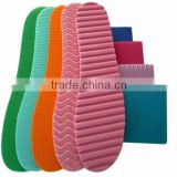 soft anti slip pattern texture shoe sole outsoles slippers durable EVA rubber foam sheet material