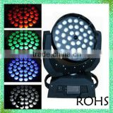 2014 Promotion Zoom 36x10W 4in1 RGBW DMX Led Moving Head 36 10w big dipper light moving head