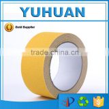60grip Solvent Waterproof Quartz Sand Yellow Anti-Skid Tape For Channel